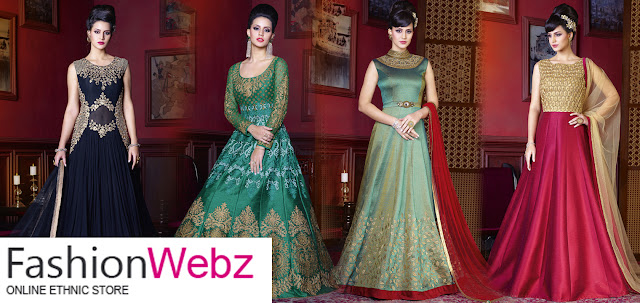 Perfect Hairstyles For Different Occasions With Churidar Salwar Kameez