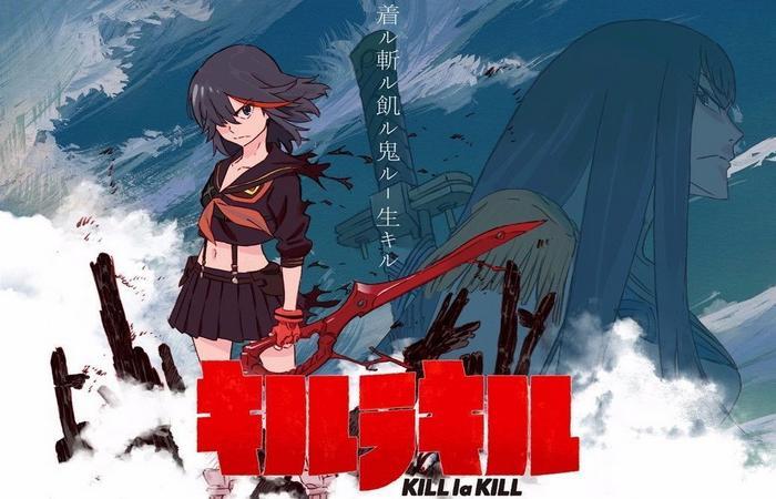 جميع حلقات انمي Kill La Kill مترجم (تحميل + مشاهدة مباشرة)