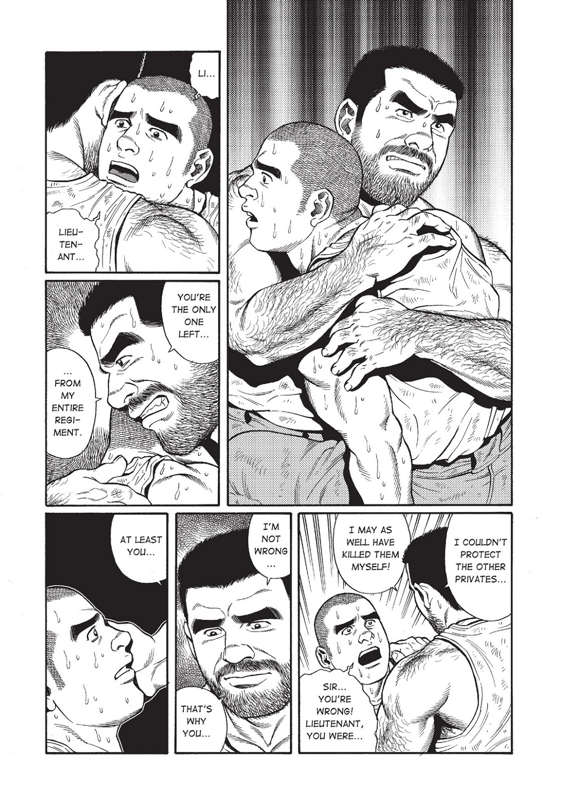 gay manga english
