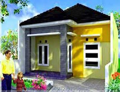 warna cat dinding luar rumah yang cerah 23
