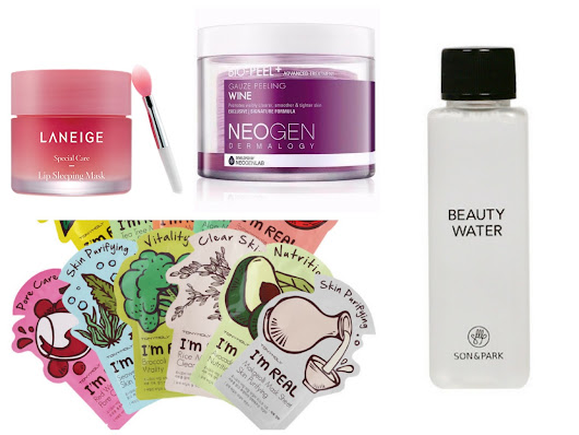 Dipping My Toe Into the K-Beauty Pool: K-Beauty Shopping List