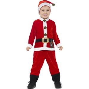 Costum copii Mos Craciun varsta 3,4,5,6 ani cumpara aici