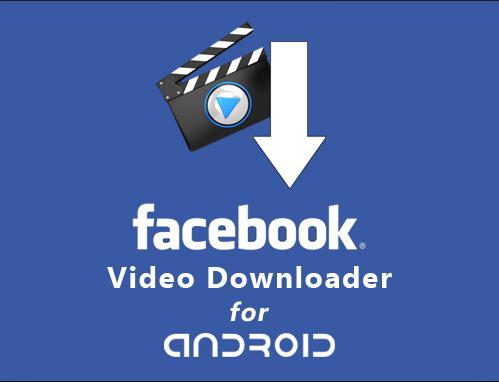 Facebook Video Downloader Apk - DaftarEmail com