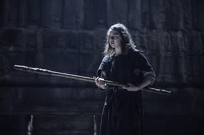 Game of Thrones 6x03 Oathbreaker, Arya