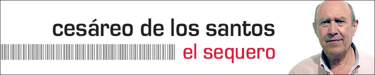 CESÁREO DE LOS SANTOS