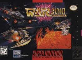 super nintendo revolution war game