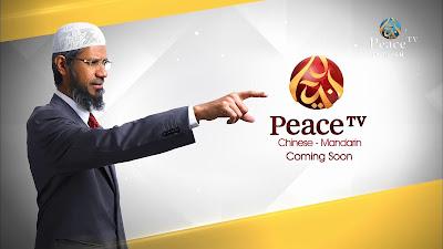 Zakir Naik dan Peace TV