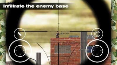 Sniper Man : Hit First 3D v1.0 Apk Latest Version Screenshot1