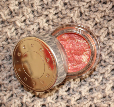BECCA Beach Tint Shimmer Soufflé in Guava/Moonstone