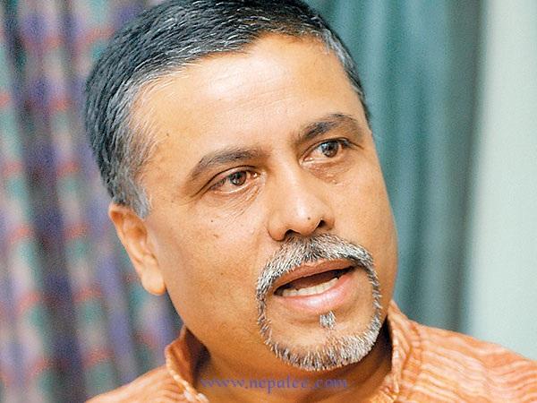 Madheshi leader picture JP gupta