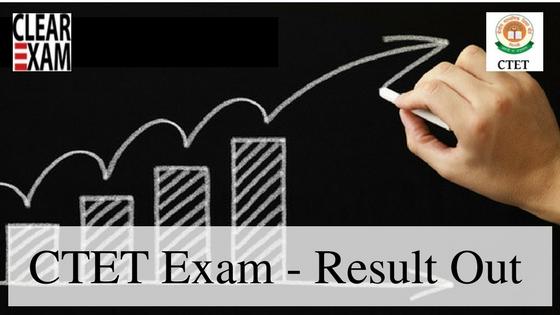CTET Result declared