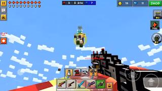 Pixel Gun 3D (Pocket Edition) Mod Apk