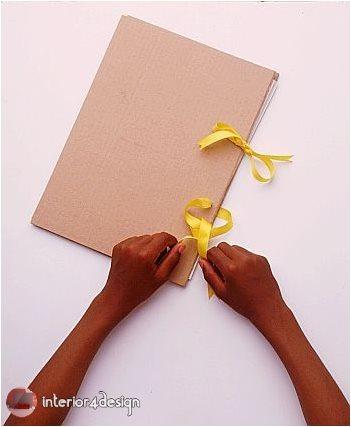 Handmade Craft Using Papers 4