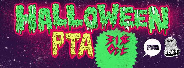 Win Tickets To Halloween PTA 2015