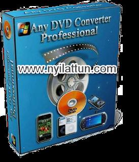Any DVD Converter Professional V6.0.0+Keygen (41.7Mb)