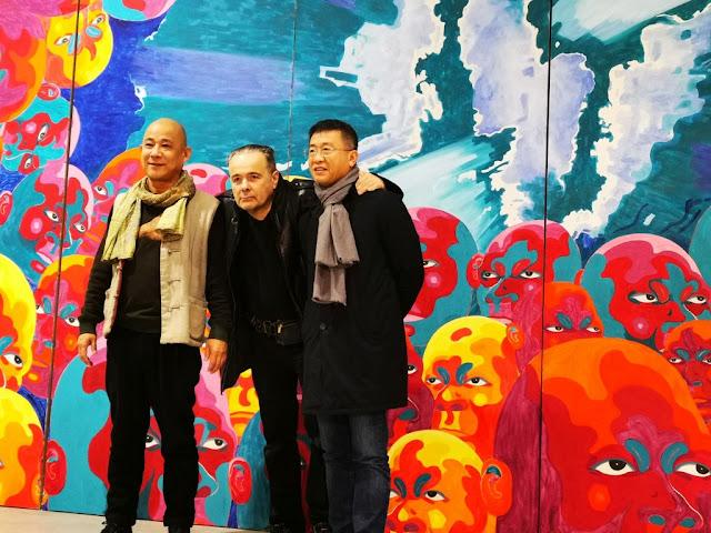 Artprice (Beijing): El inmenso interés de Occidente por el arte chino