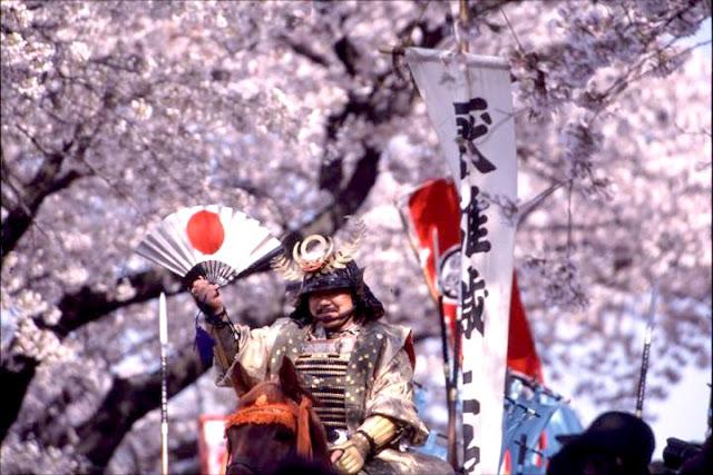 Parade of Tokugawa IEYASU, Okazaki City, Aichi Pref.