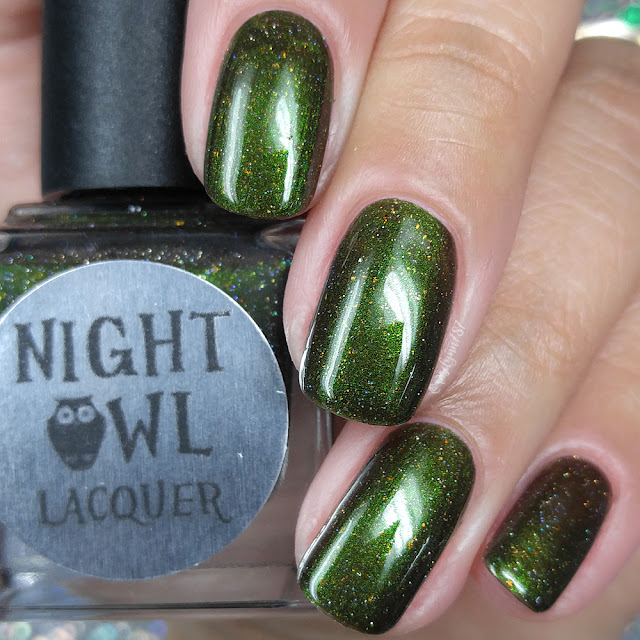 Night Owl Lacquer - May The Forest Be With You