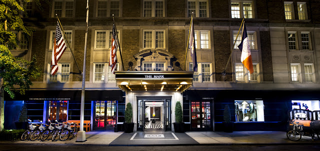 The Mark Hotel - New York City's most boldly lavish hotel. Located on the Upper East Side of Manhattan, The Mark offers an unforgettable NYC experience.