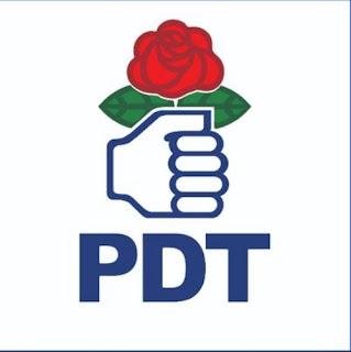 Convenção Municipal do PDT de Registro-SP no último 20/05