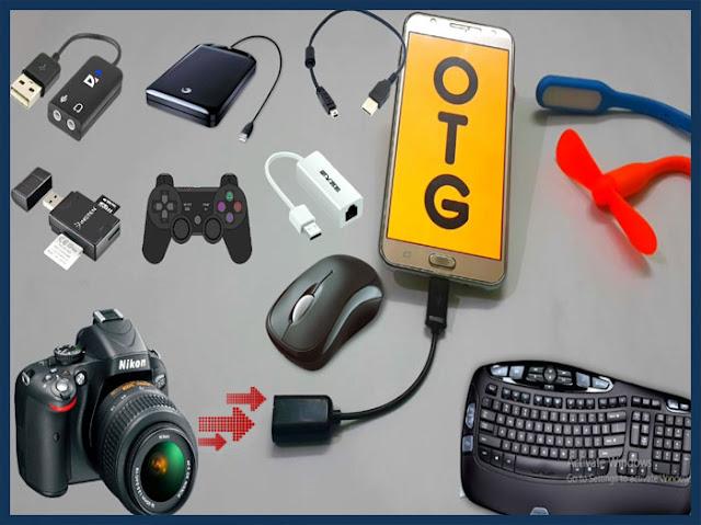 تعرف على كابل OTG لتوصيل هاتفك بمجموعة من الأجهزة