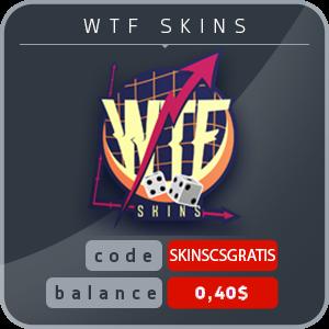wtfskins melhor site para ganhar skins de csgo de 2019