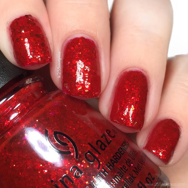 China Glaze Sparkle On