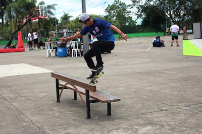 Sesc Verão: skate ocupa a Praça Beira Rio neste sábado e domingo