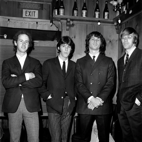 The Doors in 1966