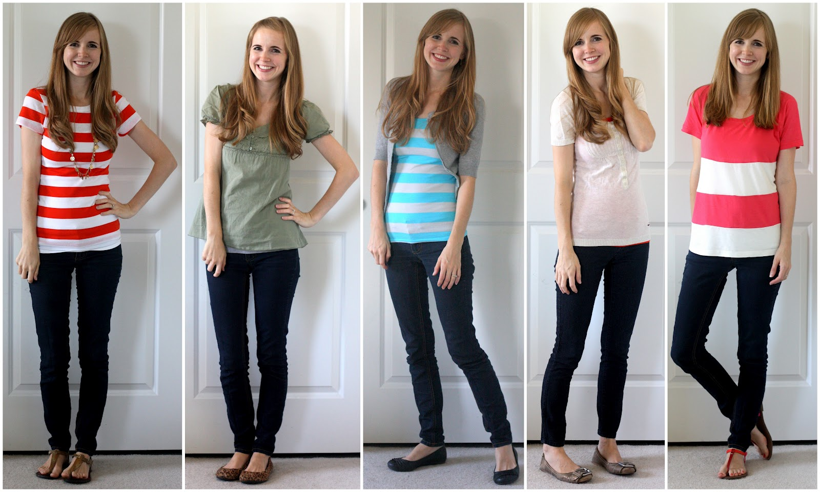 3680f02902f A Few Early Second Trimester Outfits - Everyday Reading