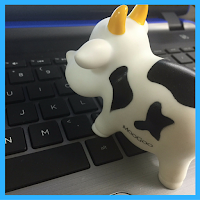 MooGoo Research Cow