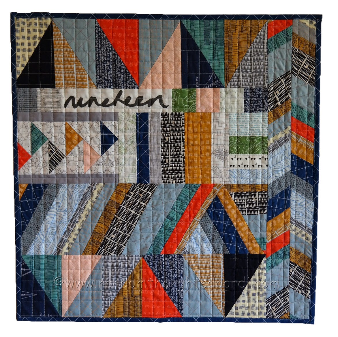 Angles quilt