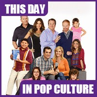 "ABC's ""Modern Family"" TV show debuted on September 23, 2009."