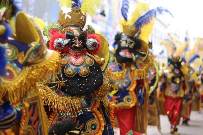 Rol de Ingreso Carnaval de Oruro 2019