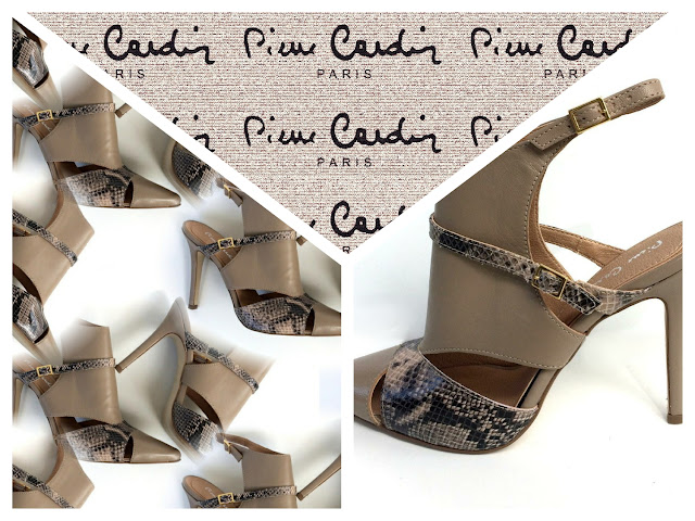 Fashion / Lifestyle  PIERRE CARDIN Shoes Heels  (ref : Laetitia) Review Photos Video Code Promo