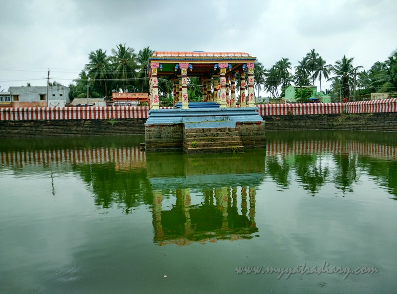 Beautiful Pond at Lakhsmana Teertham, Rameshwaram