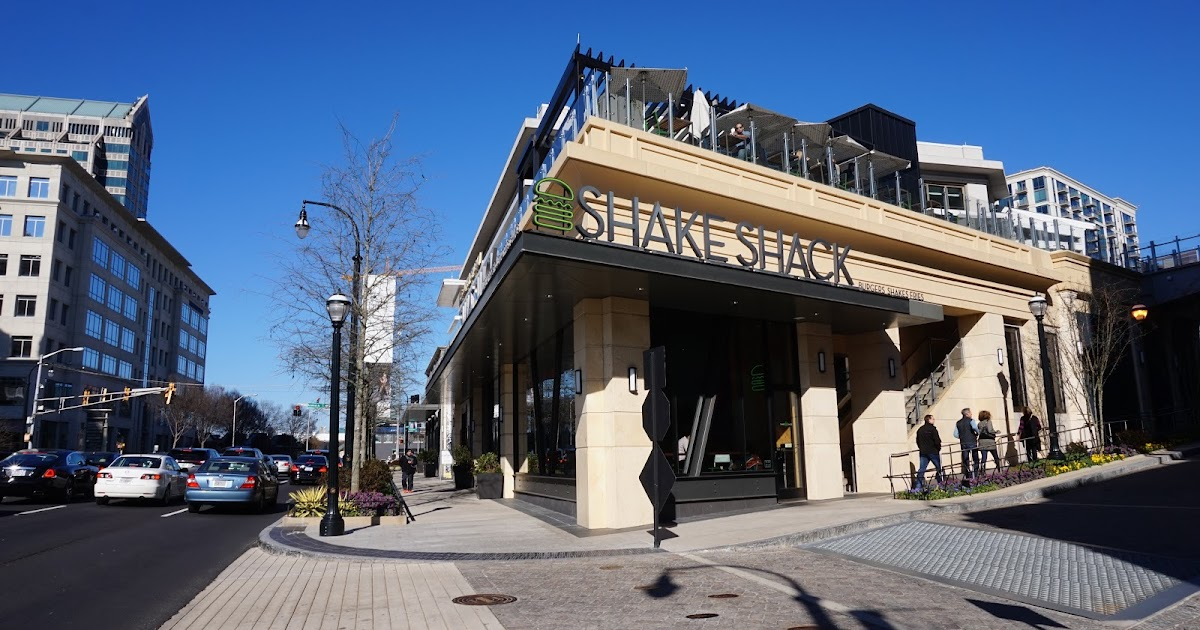 Let 39 s eat pt 7 shake shack the outside in for Ford s fish shack menu
