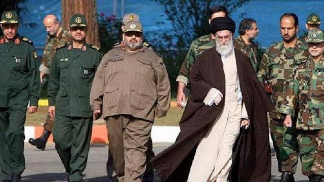 ايران تتسلم راية شرطي الاقليم