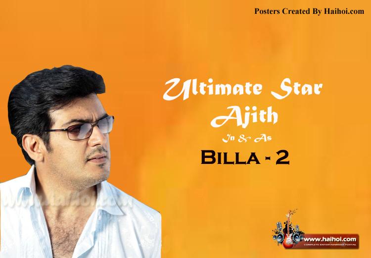 The Wallpaper: Billa 2 Ajith Stills  The Wallpaper: ...