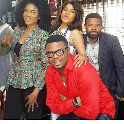 Omoni Oboli's Okafor's Law is a very high standard movie, Gabriel Afolayan