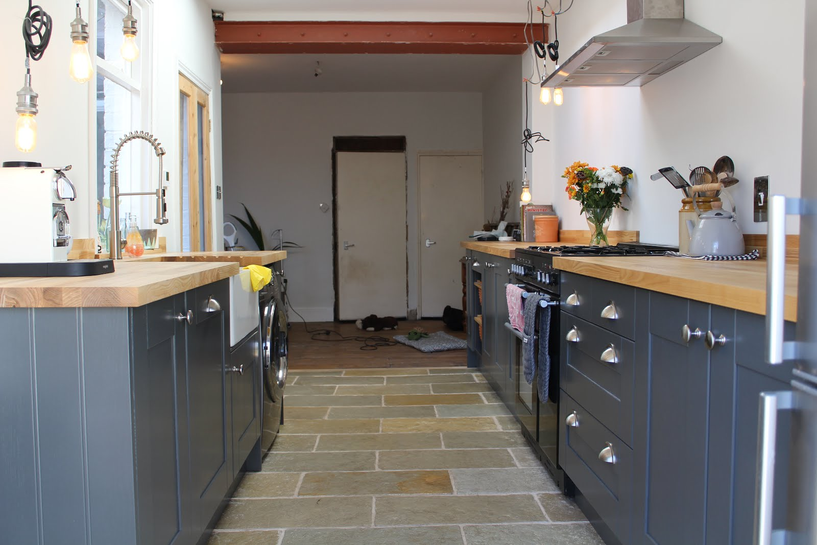 Graphite Kitchen Reveal