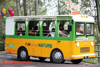 Bus Wara-wiri Dago Dreampark
