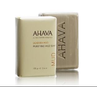 xa-phong-Ahava-Purifying-Mud-Soap