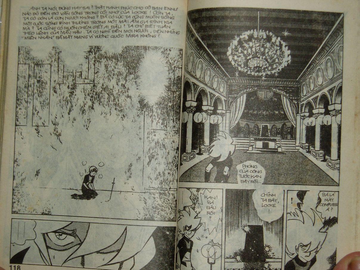 Siêu nhân Locke vol 05 trang 58