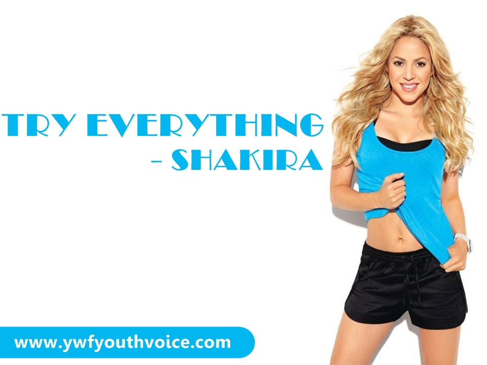 Download mp3 shakira try everything (lyrics.