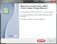 تحميل   Power MP3 Cutter