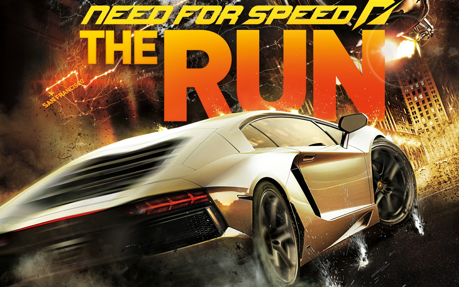 NIRTONS : NFS THE RUN Full Game Download