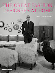 The Great Fashion Designers At Home - Thames & Hudson. UK