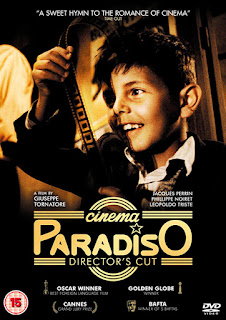 Assistir Cinema Paradiso Dublado Online HD