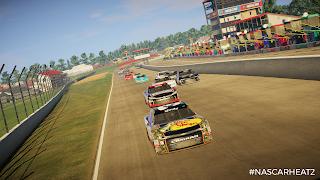 NASCAR Heat 2 Wii U Wallpaper